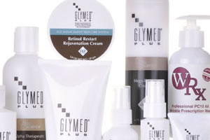 Glymed skincare products