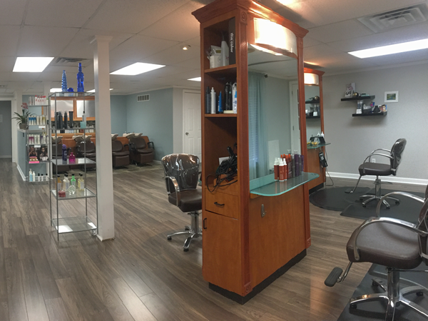 Anjoli Salon and Spa facilities